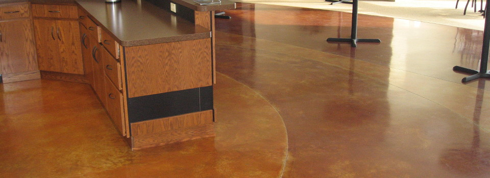 Your Business Or Homeu0027s Décor Can Be Dramatically Enhanced With Concrete  Interiors. Decorative Concrete Floors, Countertops, And Sinks Are  Increasingly Used ...